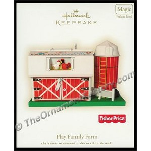 2008 Play Family Farm, Fisher Price - Hard to Find!