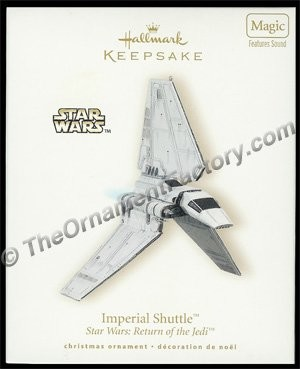 2008 Imperial Shuttle, Star Wars