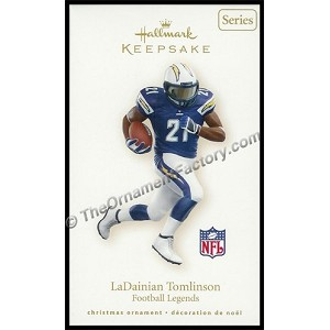 2008 LaDanian Tomlinson, Football Legends #14