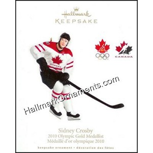 2010 Sidney Crosby, 2010 Gold Medalist, Colorway - RARE