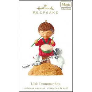 2010 Little Drummer Boy, Magic