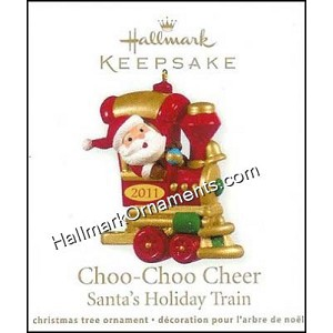 2011 Santa's Holiday Train, Choo Choo Cheer