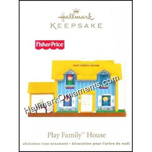 2011 Play Family House, Fisher-Price