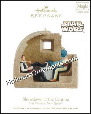 2011 Showdown at the Cantina, Star Wars