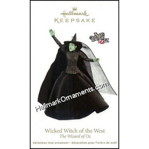 2011 Wicked Witch of the West, The Wizard of Oz