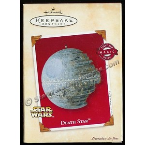 2002 Death Star, Star Wars
