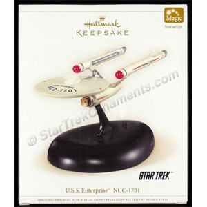 2006 U.S.S. Enterprise NCC-1701, Star Trek - DB