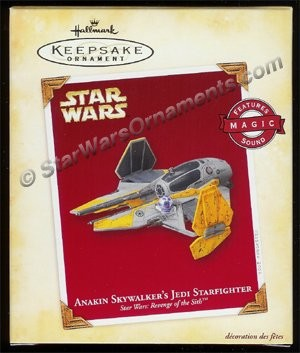 2005 Anakin's Jedi Starfighter, Star Wars - DB