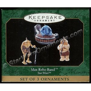 1999 Max Rebo Band, Star Wars