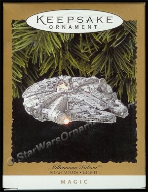 1996 Millennium Falcon, Star Wars