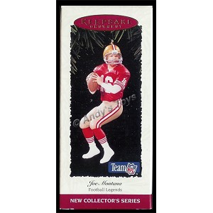 1995 Joe Montana, San Fransisco 49ers, Football Legends #1