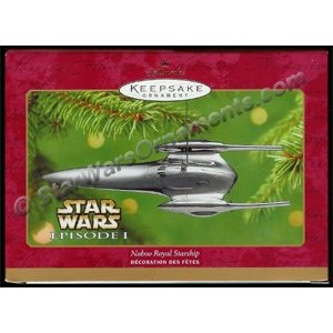 2001 Naboo Royal Starship, Star Wars