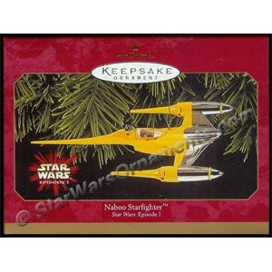 1999 Naboo Starfighter, Star Wars