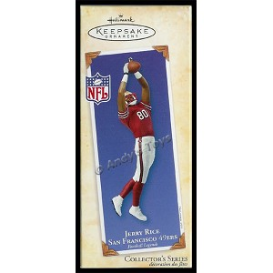2003 Jerry Rice, San Francisco 49ers, Football Legends #9
