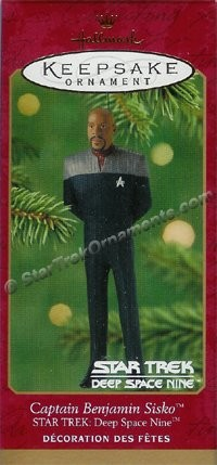 2001 Captain Benjamin Sisko, Star Trek DB