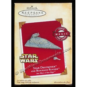 2004 Star Destroyer, Star Wars