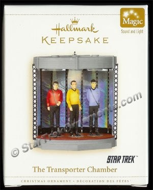 2006 The Transporter Chamber, Star Trek DB