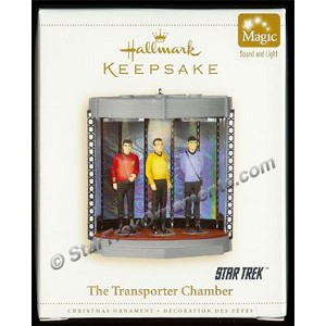 2006 The Transporter Chamber, Star Trek