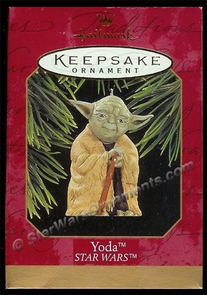 1997 Yoda, Star Wars DB