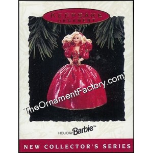 1993 Holiday Barbie #1
