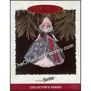 1995 Holiday Barbie #3