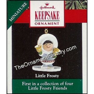 1990 Little Frosty, Frosty Friends