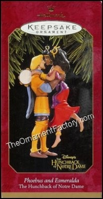 1997 Phoebus and Esmeralda, Disney