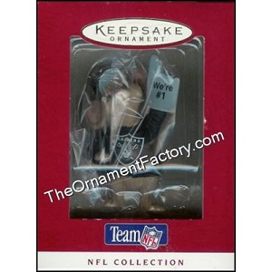 1996 Oakland Raiders Mouse, NFL
