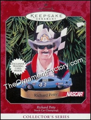 1998 Richard Petty, Stock Car Champions, NASCAR