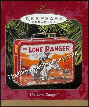 1997 The Lone Ranger, Lunchbox