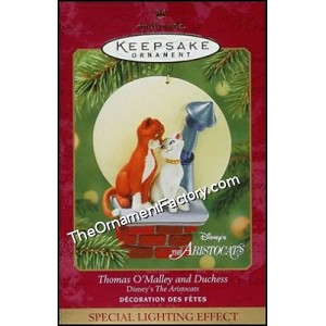 2001 Thomas OMalley and Duchess, Disneys The Aristocats