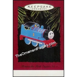 1995 Thomas the Tank Engine, Thomas the Train