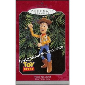 1998 Woody the Sheriff, Disneys Toy Story
