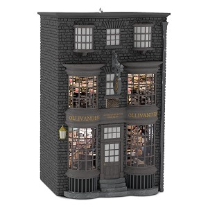 2016 Ollivanders Wand Shop, Harry Potter DB
